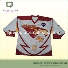 quick dry hockey wear for team,ice hockey practice jerseys wholesale