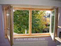 fashionable hot sale new style aluminum standard casement window sizes