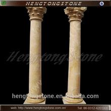 Decorative Roman Stone Columns