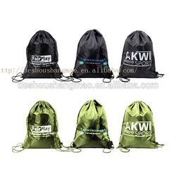 new quality nylon high qulity strawberry nylon foldable shopping bag