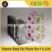 PVC/PET plastic box packaging