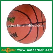 size 6 PU basketball
