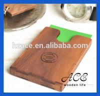Wooden Namecard Holder Card Box