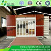 running board from maiker container house with bathroom