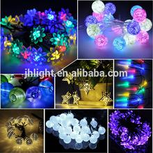 Solar LED Christmas Light, Solar LED Decoration Light with hummingbird(10 LEDs)