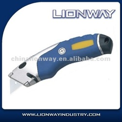 Professional Heavy Duty Zinc-Alloy Cutter Knife