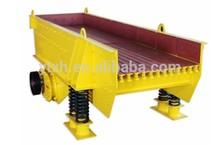 large feeding capacity GZG vibrating feeder with motor