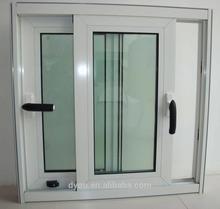 high quality factory price aluminum pvc sliding windows