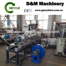 DM65Single Screw Extruder Recycle Plastic Granules Making Machine Price