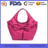 waterproof nylon tote bag made in China custom fashion tote bag