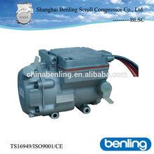 12v portable air compressor of hvac brushless motor for hybrid HVAC system