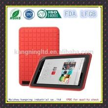 Personalized soft silicone cover for ipad mini