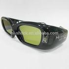 dlp link shutter 3d camera glasses