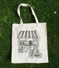china alibaba top selling 2014 product natural color woman cotton handbag from Yiwu High King Bag Factory