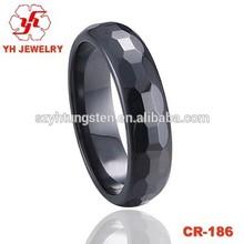 Cheap Engagement Ring White Ceramic Pair Engagement Ring