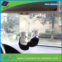 2pc boxing glove hanging car air freshener