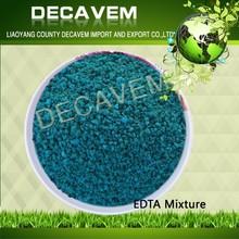 EDTA- Mixture, organic fertilizer (e.g.:EDTA-Zn, cu, fe, mn, mg, B, Mo, ect), mirco element