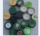 Non-drop Plastic Inserts ROPP Screw Bottle top Caps Closures with plastic Pourer for Olive Oil, Beverage, Whisky, Blendy