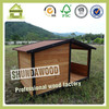SDD11 painted wooden dog houses