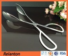Luxury Designed Homeware Stainless Steel Kitchen Tongs Scissors Tong
