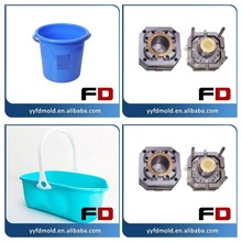 Zhejiang mould used plastic bucket injection molds for sale