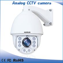aluminum alloy housing 6 inch ir high speed dome camera