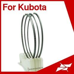 For Kubota farm tractor parts ZB600 Piston Ring Set