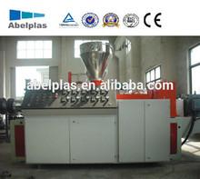 wpc interior door making machine