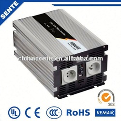 Top quality 3000w pure sine wave inverter inverter charger and solar charger controller with battery charger