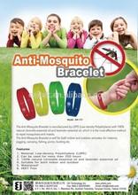 DEET free 100% citronella Best mosquito repellent, mosquito repellent bracelet