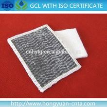 bentonite mat hydrain mat waterproof paper roofing felt GCL