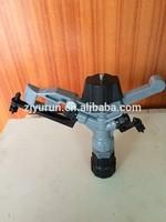 New Arrival. Factory Direct. G1'' Garden Tools Irrigation Plastic Rotating Sprinkler Oscillating Arm Sprinkler