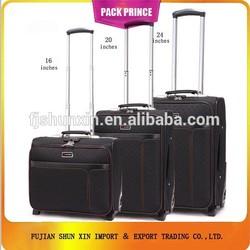 nylon high quality us polo luggage prices