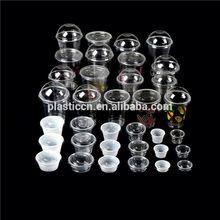 2014 hot sale juice cup with straw/ hard plastic milkshake cup/ christmas driking beer 16oz disposable