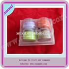 plastic portable 4 pcs macaron blister tray packaging