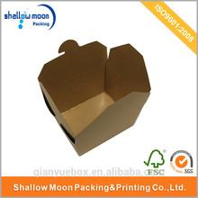 Custom printed noodle boxes,wholesale noodle box