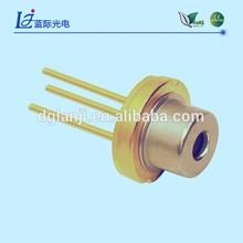 Para Can 3.8 mm 405nm diodo de alta potência violeta 405nm 200 mw Laser Diode