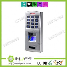 Good quality No Software RFID touch keypad standalone reader access control