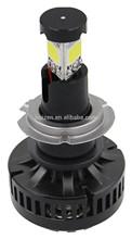 2015 New 36W 3 sides LED H7 automobile LED headlamp LED headlight