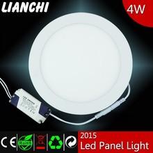 High quality frameless led light panel with 50000 hours lifespan