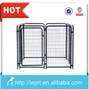 low MOQS heavy duty small welded tube dog kennel