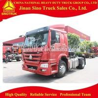 Mini 4x2 6 WheelerTractor Head Truck for sale