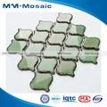 2014 caliente venta de pulido de la porcelana del azulejo del mosaico czg703ha