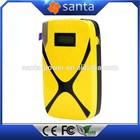 8000mAH emergency jump starter portable multi-function emergency jump start 12V mini auto jump starter/car battery X5