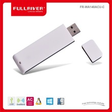 2.4/5GHz Dual band 433M 802.11ac Wireless USB Adapter