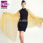 100% Pashmina Scarf Solid Lady's Shawl