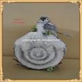 Artificial de aves y decorativo de interior del árbol para decoración