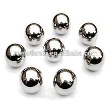 AISI52100 GCr15 Chrome steel ball for bearings g10-g1000 0.5-50.8mm