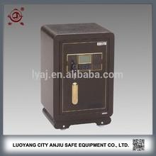 hidden key pyramid electronic lock safe box
