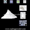 Inorgánica de polvo de tierra de carbonato de calcio para plásticos